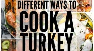 Different Ways to Cook a Turkey for Thanksgiving