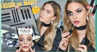 Is it worth it? 💸 HAUS LABS….. Lady Gaga's Makeup Review 😏 hmm
