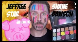 JEFFREE STAR X SHANE DAWSON CONSPIRACY COLLECTION / REVIEW!!!!