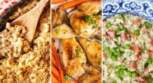 Simply Recipes 2019 Meal Plan: November Week 2
