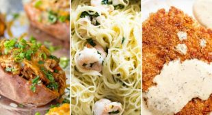 Simply Recipes 2019 Meal Plan: November Week 3