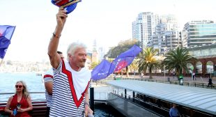 Tail to Sail with Virgin Australia and Virgin Voyages