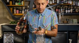 The Master Blend: A Bartender Series – Nicolas Torres