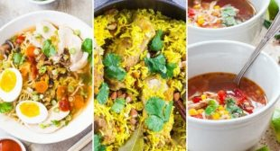 13 Quick and Easy Weeknight Meals with Chicken Broth