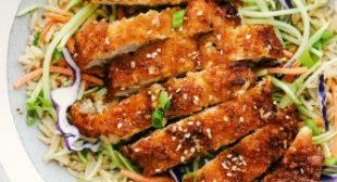 Awesome Chicken Katsu
