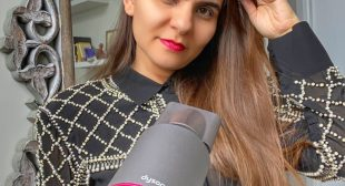 Dyson Supersonic Hair Dryer Review with Stand