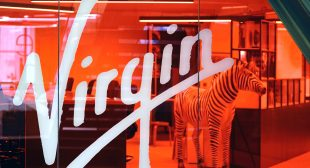 Go behind the big red doors at Virgin Red HQ
