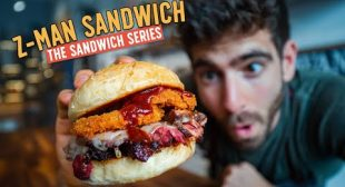 Recreating Paul Rudd's favorite KC sandwich completely from scratch