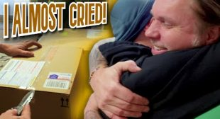 THIS SURPRISE ALMOST MADE ME CRY!! | BRIAN BARCZYK