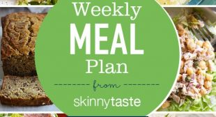 7-Day Weight-Loss Meal Plan (February 17-23)