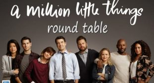 A Million Little Things Round Table: Did You Guess the Eric Twist?!