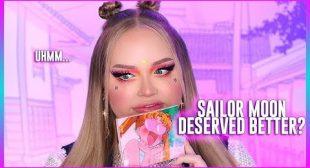 THE TRUTH… Sailor Moon x ColourPop Makeup Review!
