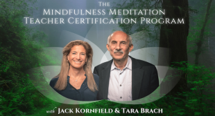 Become a Certified Meditation Teacher – Train with Jack Kornfield and Tara Brach