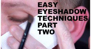 HOW TO APPLY EYESHADOW LIKE A PRO – BEGINNER FRIENDLY!