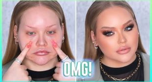 ON A BUDGET Extreme Makeup TRANSFORMATION! | NikkieTutorials