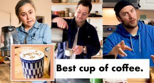Pro Chefs Make Their Favorite Coffee | Test Kitchen Talks @ Home | Bon Appétit