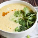 Restorative Keto Egg Drop Soup Recipe