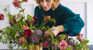 The Farmer & the {Florist} Interview: Susan McLeary