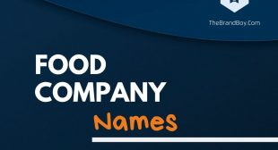 389+ Catchy Food Business Names Ideas