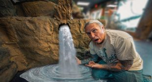 500 GALLON TURTLE POND LEAKED AGAIN!! DAY BEFORE WE OPEN THE REPTILE ZOO!! | BRIAN BARCZYK