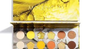 Add a Pop of Color With Ultra-Pigmented Yellow Eyeshadow