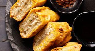 Bread Pakora (2 Ways) | Stuffed Potato & Plain Bread Pakoda