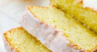 Glazed Lemon Bread