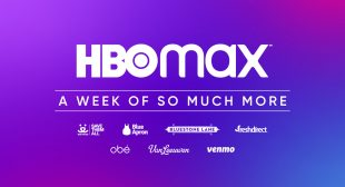 HBO Max Celebrates Launch Week With Quarantine-Friendly Brand Partnerships and Digital Events