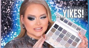 Jeffree Star CREMATED Palette REVIEW… Yikes! | NikkieTutorials
