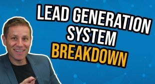 Lead Generation System [Breakdown]