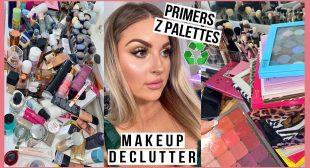 Makeup Primers, Z Palettes & More! 😱💕 HUGE DECLUTTER & ORGANISATION 2020