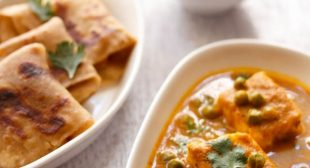 Matar Paneer | Peas and Cottage Cheese Curry
