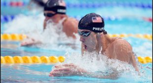 Michael Phelps Says This Is 'Most Overwhelmed' He's Ever Felt, Slams Media