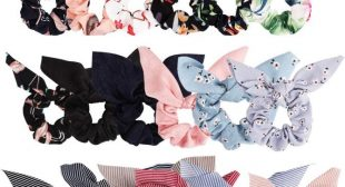 The Best Everyday Scrunchies to Save Your Second Day Hair