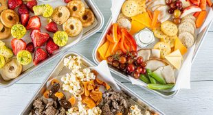 Make-Ahead Summer Lunch Idea for Kids: Try a Grazing Tray!