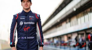 Nick Cassidy joins Envision Virgin Racing