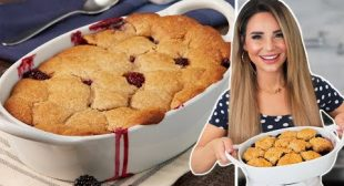 The PERFECT Blackberry Cobbler Recipe – Baking Basics