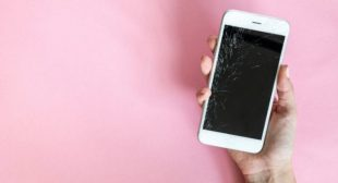The Potential Dangers of a Cracked Phone Screen