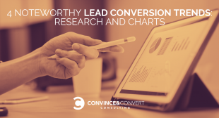 4 Noteworthy Lead Conversion Trends: Research and Charts