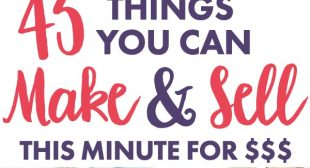 43 Things You Can Sell This Minute to Make Money at Home
