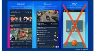 Facebook Gaming, Minus the Gaming, Debuts on iOS
