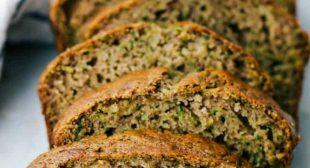 My Favorite Zucchini Bread Recipe (Tried and True!)