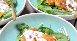 Smoked Trout and Buttermilk Fritters