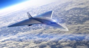 Virgin Galactic reveals initial vehicle design for high speed travel