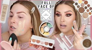 full face of OFRA COSMETICS! 🤔 underrated?? *one brand tutorial*