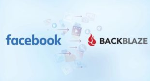 Facebook's Photo Transfer Tool Adds Cloud Storage Company Backblaze as an Option