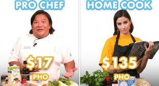 $135 vs $17 Pho: Pro Chef & Home Cook Swap Ingredients | Epicurious