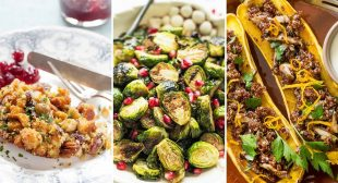 15 Vegetarian Dishes Everyone Will Love for Thanksgiving