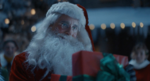 Frustrated by 2020, Steve Carell's Santa Finds Holiday Joy in Ad for Xfinity