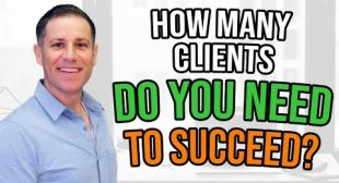 How many clients do you need to hit your 2021 goals?